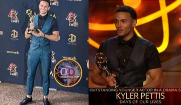 2019 Daytime Emmys: Kyler Pettis scores first Younger Actor win