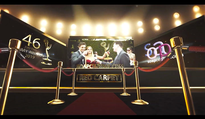 VIDEO: Watch Soap Central's Red Carpet interviews with the stars at the 46th Annual Daytime Emmys