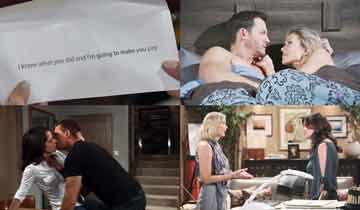 RECAPS: What you missed last week (October 8) on B&B, DAYS, GH, and Y&R