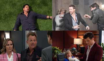 A sneak peek at what happens on B&B, DAYS, GH, and Y&R the week of October 22