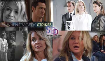 A sneak peek at what happens on B&B, DAYS, GH, and Y&R the week of March 18