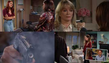 A sneak peek at what happens on B&B, DAYS, GH, and Y&R the week of January 27