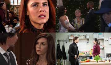 RECAPS: What you missed last week (February 10) on B&B, DAYS, GH, and Y&R