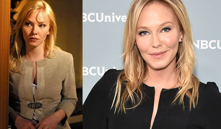 BABY NEWS: It's a boy for AMC's Kelli Giddish