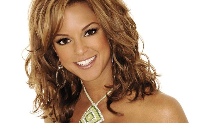 Ordered to remove security gate, Eva LaRue flees home