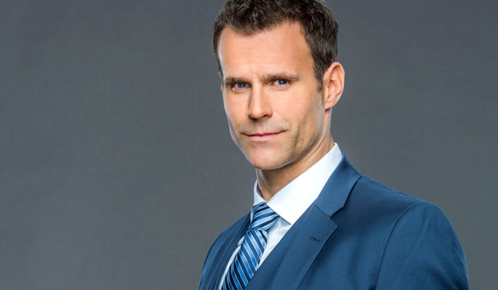 AMC's Cameron Mathison is heading to GH!