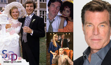 Peter Bergman opens up about his prolific career on Alec Baldwin's podcast, Here's the Thing