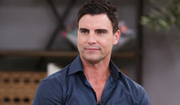 Colin Egglesfield opens up about battling testicular cancer while filming All My Children