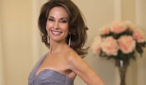 AMC's Susan Lucci takes on Ivana Trump and Elizabeth Taylor in Celebrity Autobiography