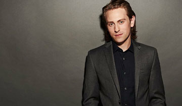All My Children alum Eric Nelsen is about to become a father
