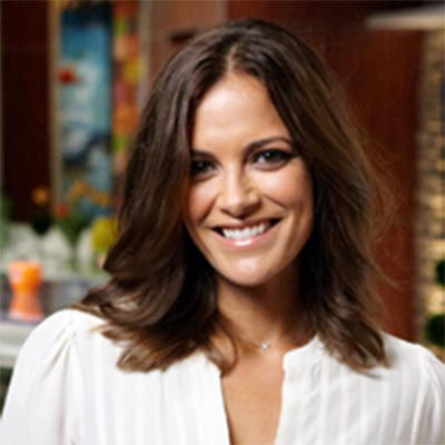 Rebecca Budig expecting first child