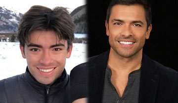Riverdale casts AMC alum Mark Consuelos' lookalike son Michael
