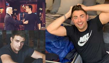 AMC alum Jonathan Bennett joins Celebrity Big Brother