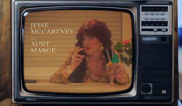 AMC's Jesse McCartney parodies soap operas in new music video