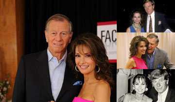 AMC's Susan Lucci fell for her husband while engaged to another man