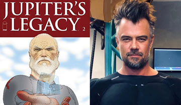 AMC's Josh Duhamel lands Netflix comic book series Jupiter's Legacy