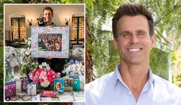 "All My Children's Cameron Mathison reveals his ""tumor is gone"""