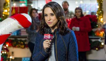 All My Children alum Lacey Chabert shines in Hallmark's Winter in Vail