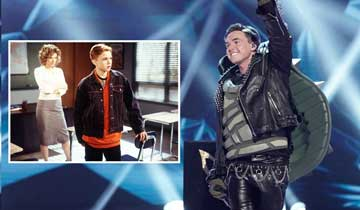 All My Children alum Jesse McCartney unmasked as The Turtle on The Masked Singer