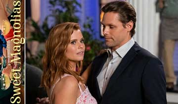 Second season a go for AMC alum Justin Bruening's Sweet Magnolias