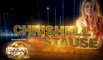 Dancing with the Stars adds Chrishell Stause to its celebrity list