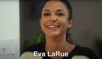 All My Children alum Eva LaRue on Finding Love in Quarantine