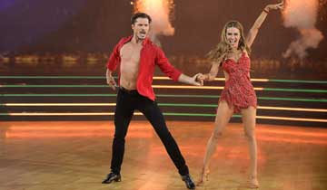 Chrishell Stause eliminated from Dancing with the Stars