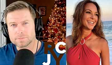 Eva LaRue guests on Jacob Young's podcast; pair discuss All My Children reboot and upcoming secret project