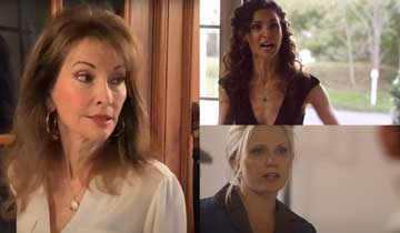 All My Children star Susan Lucci teams with Alicia Minshew, Terri Conn for Wholly Broken