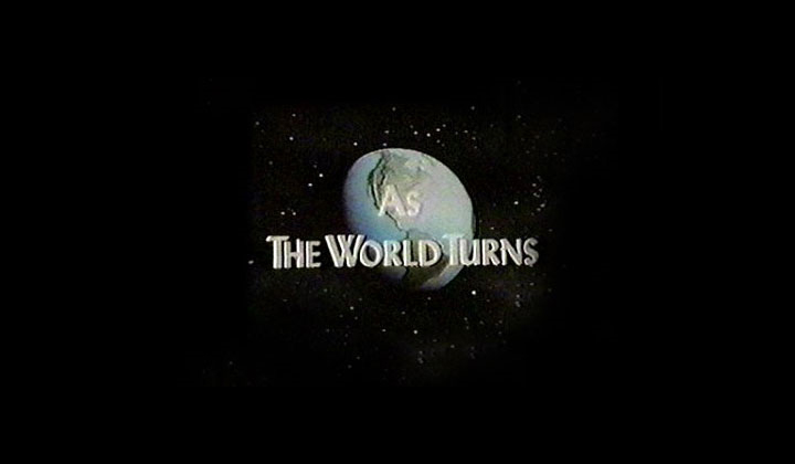 as the world turn