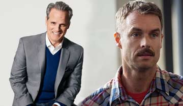 Netflix offers CBS soap alums Michael Park and Murray Bartlett big opportunity