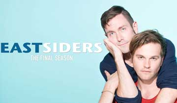 Van Hansis, Brianna Brown's series EastSiders set for fourth and final season