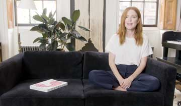 Go inside Julianne Moore's house, the As the World Turns alum's peaceful NYC abode