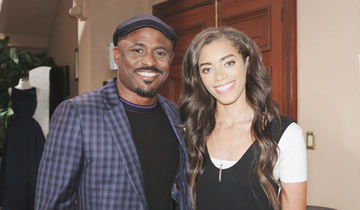 Wayne Brady dishes on his B&B character, Dr. Reese Buckingham