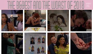 The Best and Worst of The Bold and the Beautiful 2018 (Part One)