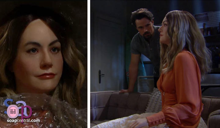 B&B COMMENTARY: Manic kin: Love the doll you're with