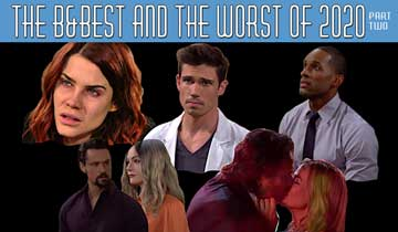 The B&Best and Worst of The Bold and the Beautiful 2020, Part Two