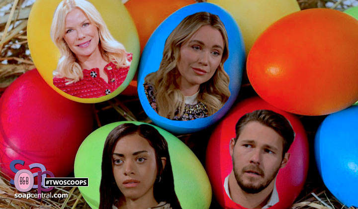 Who do you think is most likely to become B&B's anticipated victim of murder?
