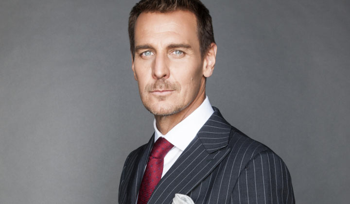 GH's Ingo Rademacher is back!
