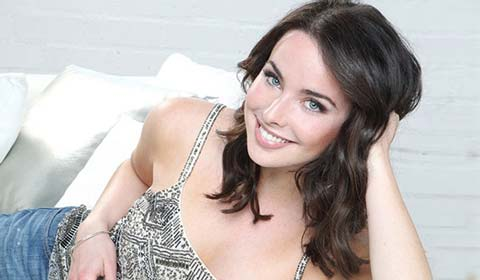 VIDEO: B&B's Ashleigh Brewer previews her new soap role