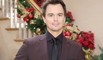 Join B&B's Darin Brooks in gathering toys for children in need