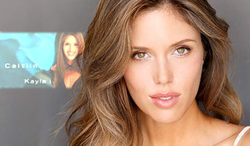 B&B's Kayla Ewell to play vampire on Batwoman