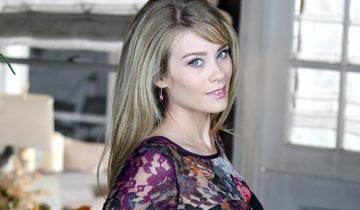 "B&B's Kim Matula ""proud"" of her new wrestling film"