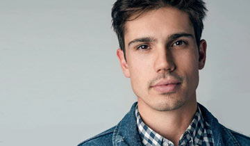 B&B's Tanner Novlan talks to Soap Central about love, family, Dr. Finn, and more