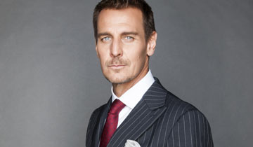 OUT AND IN: Ingo Rademacher out as B&B's Thorne, in as GH's Jax