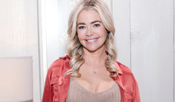Denise Richards chats shooting B&B during COVID-19