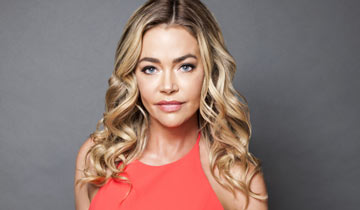 Denise Richards addresses her status at The Bold and the Beautiful