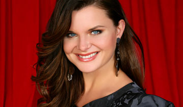 Y&R/B&B/OLTL's Heather Tom starts work at Dynasty