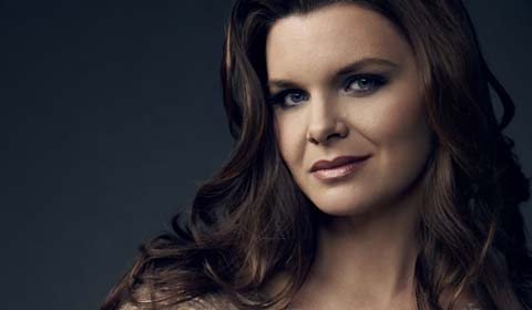 CBS gives B&B star Heather Tom's directing career a big boost