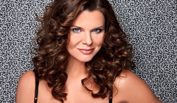 The Bold and the Beautiful's Heather Tom on Katie versus Flo, post her rival's organ donation